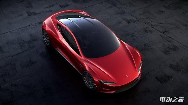 最狂电动跑车Roadster即将回归令人咋舌的0-96km/h仅1.9秒!